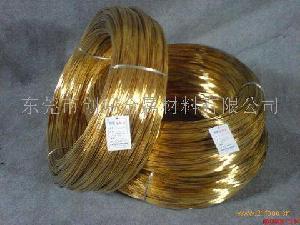 供应四方黄铜线