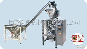 厂家直销螺杆计量翻领式包装机全自动多功能粉剂包装机械设备