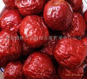 五佛特级大红枣