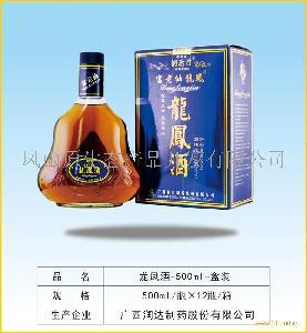 龙凤酒500ml