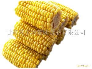 速冻超甜玉米段(8cm以上)