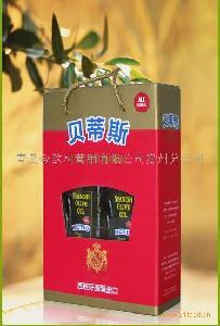 贝蒂斯特级初榨橄榄油礼盒装750ml*2