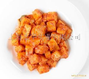 韩国萝卜切块泡菜