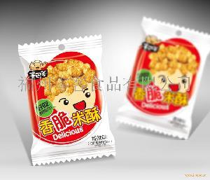 干巴爹1元系列香脆米酥香辣味30克装