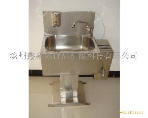 带刀具消毒器洗手盆