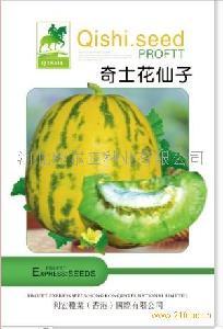 奇士花仙子(花雷1号)甜瓜种子