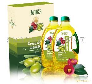 納福爾營養調和油