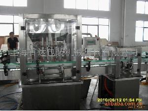 供应瓶装洗发水灌装机
