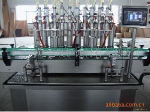 植物油柱塞式灌装机