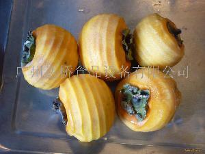 厂家供应柿子削皮机,柿子去皮机,柿饼加工设备