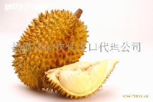 泰国菠萝蜜进口报关流程|水果进口报关代理