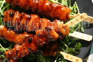碳烤鸡肉串 grilled chicken yakitori  焼き鳥