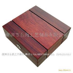 茶叶木盒 礼品木盒