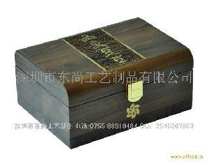 木质人参包装盒