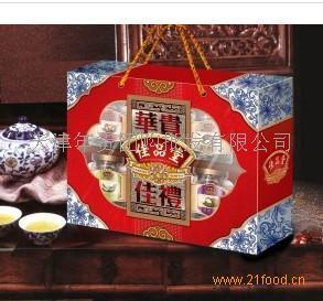 天津春节年货佳品堂干果礼盒-金玉满堂