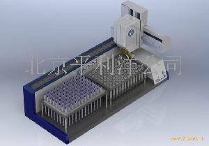 OMNI Prep 96全自动均质仪 机器人