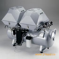 JUN-AIR静音无油空压机4000-150PD3