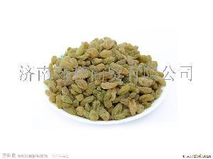 新疆特产 新疆绿葡萄干 吐鲁番极品葡萄干 无籽 500g