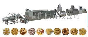 膨化夹心米果生产设备