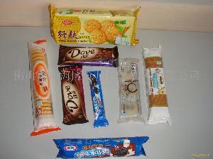 葱油饼干包装机