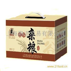 五谷雜糧禮盒