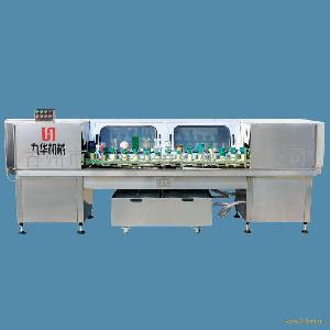 QSP-6000型双列间歇式冲瓶机