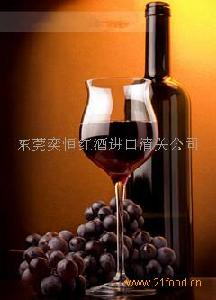 澳洲红酒深圳进口代理报关公司