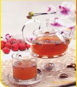 丽颜山楂开胃茶