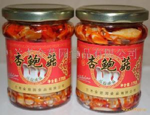 香辣杏鲍菇 金针菇