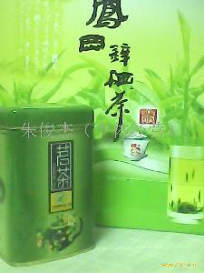 锌硒有机绿茶