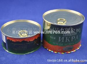 牛肉干/罐头鱼马口铁易拉罐