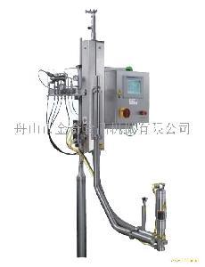 供应易拉罐灌装封口机 液氮加注机 液氮机 银奇