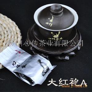 大紅袍 特級 武夷山巖茶 中火老茶2年陳放茶葉正品老茶客