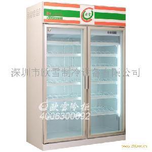 欧雪两门展示冰柜