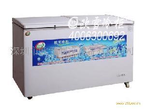 欧雪卧式冷藏冷冻柜