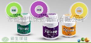 56克水果味芦荟珍珠粉口香糖