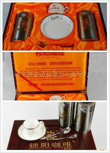锁阳咖啡-木质礼盒