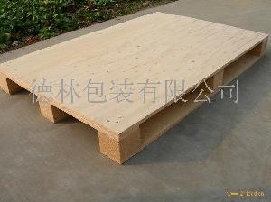 胶合板木托盘(单面)