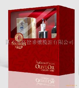 中国苏格拉蒂橄榄油金樽新春礼盒