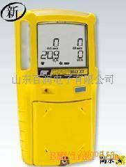 Max XT手持泵吸式四合一氣體檢測儀