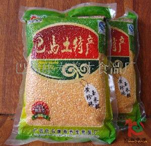 黃珍珠玉米粒-巴馬特產