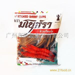 泰国进口 宋卡牌 虾片500g
