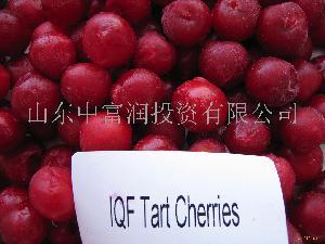 速凍紅色酸櫻桃
