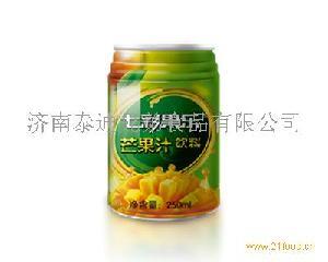 """""""七彩果乐""""芒果汁"""