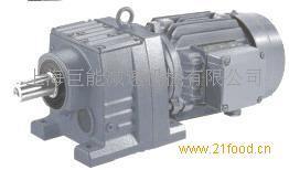 R系列硬齿面斜齿轮减速机