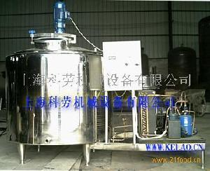 立式牛奶保温运输罐