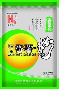 金海林牌500g红薯粉