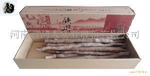 黄河人垆土铁棍山药