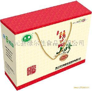 精品山珍 香菇礼盒6瓶/箱