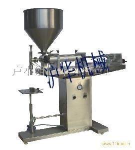 液体灌装机、膏体灌装机,半自动灌装机